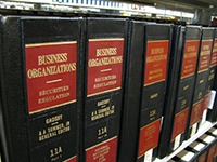 Books on Securities Law