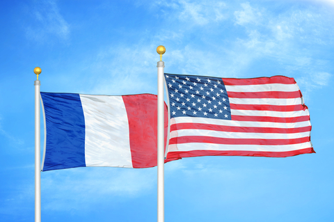 Collaboration Between the United States and France